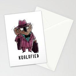 KOALAFIED Stationery Cards