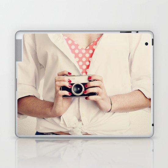 Vintage Photography Laptop & iPad Skin