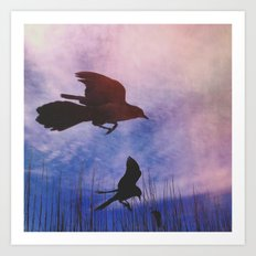 Learn to Fly Art Print