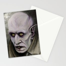 Orlok the Loathsome Stationery Cards