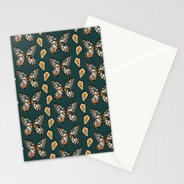 Mary's Butterfly Garden Stationery Cards