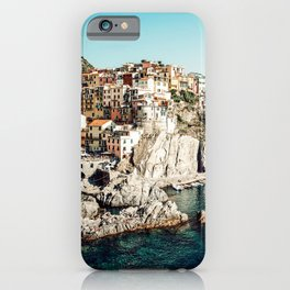 Once Upon a Time in Italy iPhone Case