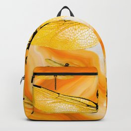 DRAGONFLY IN AGATE Backpack