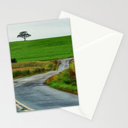 Toward The Tree Stationery Cards
