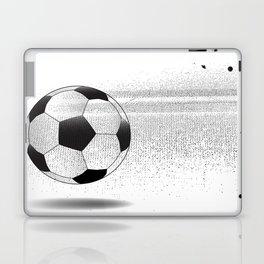 Moving Football Laptop & iPad Skin