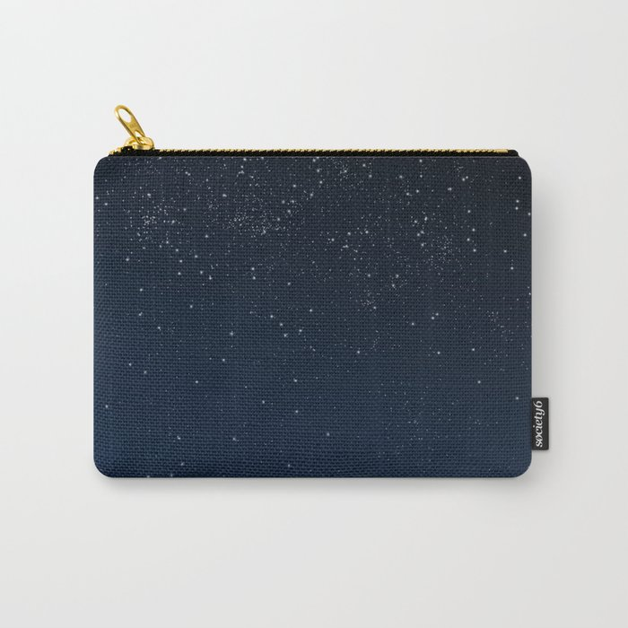 Stars in Space Carry-All Pouch