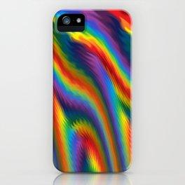 Spicy Rainbow iPhone Case