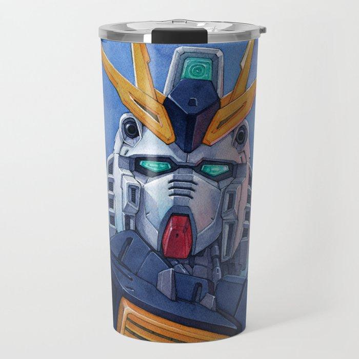 Nu Gundam 2 Travel Mug
