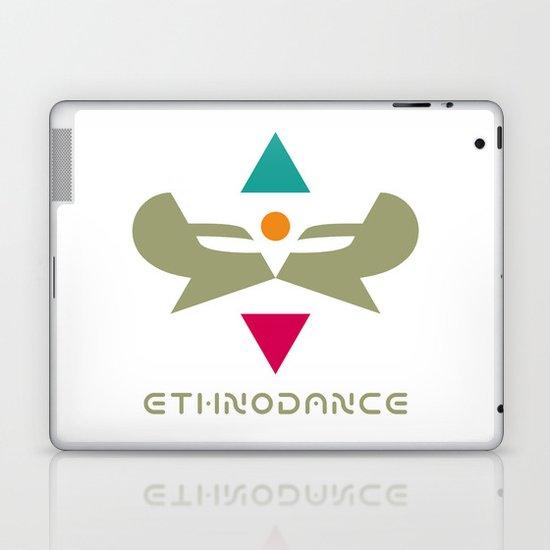 Ethnodance Laptop & iPad Skin