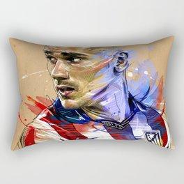 Antoine Griezmann--ART Rectangular Pillow
