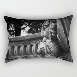 Merrill Fountain, Detroit Rectangular Pillow