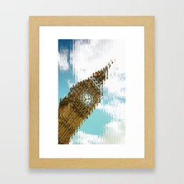 The Big one. Framed Art Print
