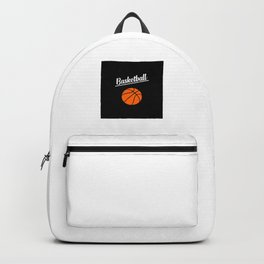 basketball sports design Backpack