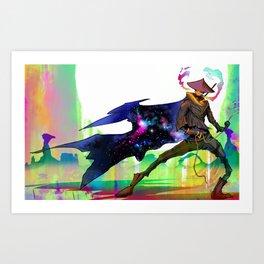 El Ranchero Art Print