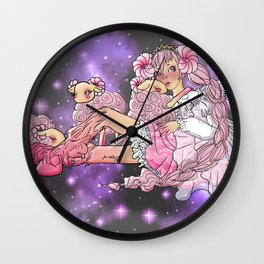 Princesse's Court Wall Clock