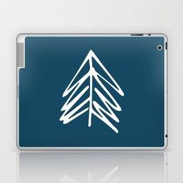Pacific Northwest Evergreen   In Indigo Laptop & iPad Skin
