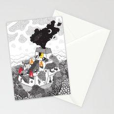 Unheimlich Stationery Cards