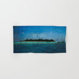 Lost Paradise Hand & Bath Towel