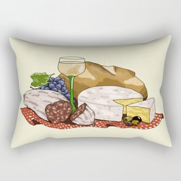 Perfect Picnic Rectangular Pillow
