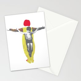 Profit before health Stationery Cards