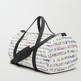 Major Queuing Duffle Bag