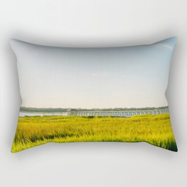Charleston Sunset V Rectangular Pillow