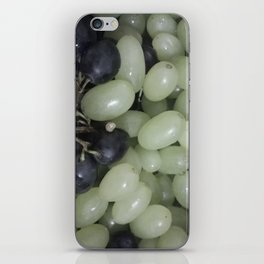 the grapes of the art class iPhone Skin