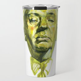 Sir Alfred Joseph Hitchcock Travel Mug