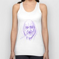 fleetwood mac Tank Tops featuring Mick Fleetwood by Art by Kylie