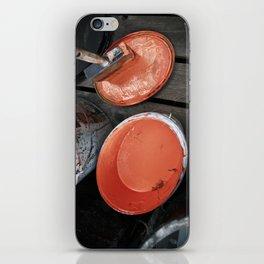 Urban Tools - Paint Brush iPhone Skin