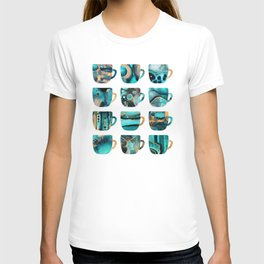 My Favorite Coffee Cups T-shirt