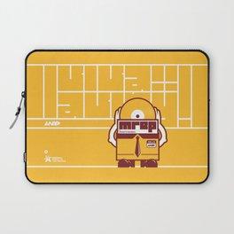 UNDO | Music to the people 10 Laptop Sleeve