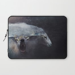 Wolf In Sheep's Clothing Laptop Sleeve