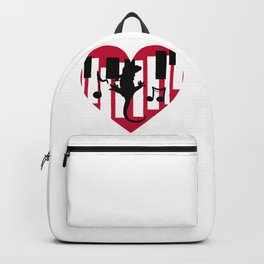 Music of the Heart Backpack