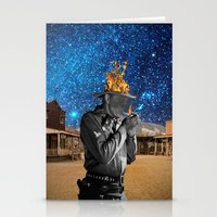 western Stationery Cards featuring Western by a_Cs025