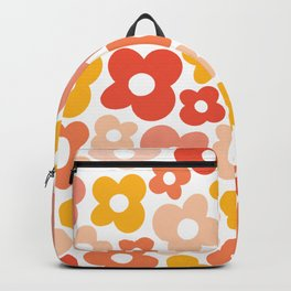 Sunny Days Flower Power Backpack