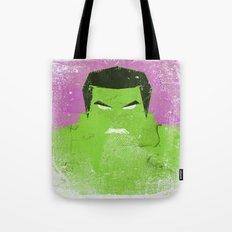 The Grunge Green Rage Tote Bag