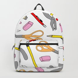 Drawing Tools Backpack