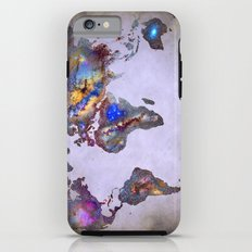 Stars world map. Space. iPhone 6 Tough Case