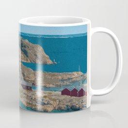 Visit Sweden Coffee Mug