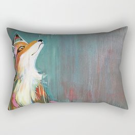 Return to Joy Rectangular Pillow
