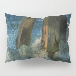 Beneath the Pier Pillow Sham
