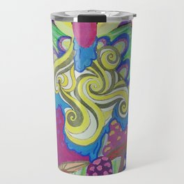 Sunshrooms Travel Mug