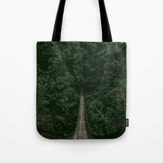 Into the Wilderness Tote Bag