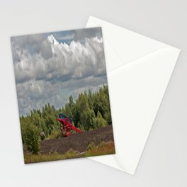 An Old Painted Cart Stationery Cards