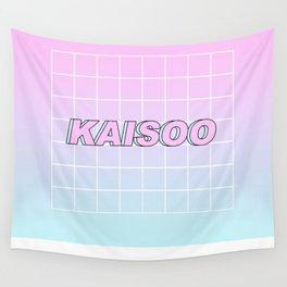 KAI SOO #1 Wall Tapestry