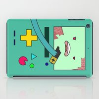 bmo iPad Cases featuring Zom-BMO by Zeke Tucker