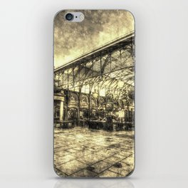 Covent Garden London Vintage iPhone Skin