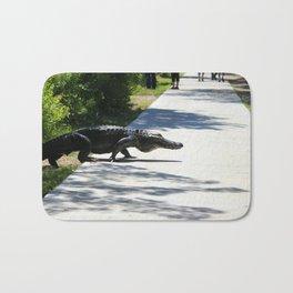 Carolina Gator Crossing 1 Bath Mat