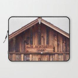 Blacksmith Shop Laptop Sleeve